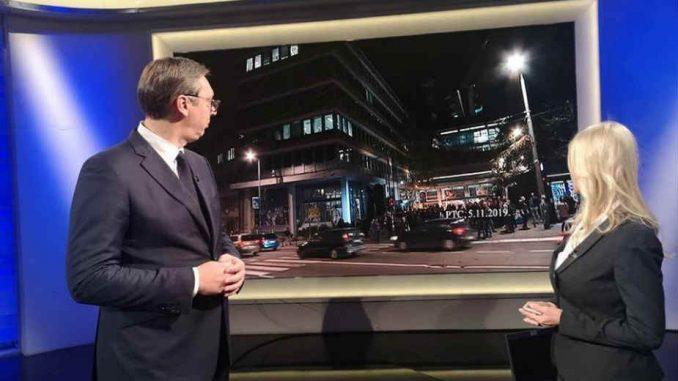 Vučić tražio čistku novinara na RTS-u? 1