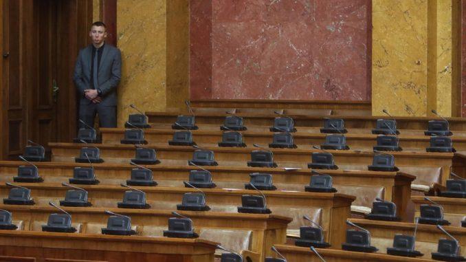 SSP komesaru Varheljiju: Samo legitiman Parlament nakon fer i poštenih izbora može izglasati pravosudne reforme 1