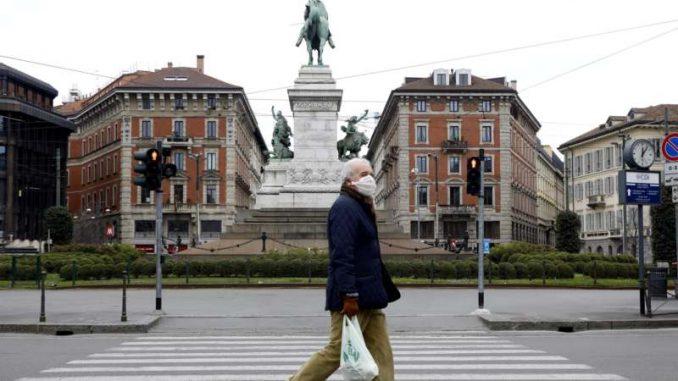 Italija produžila karantin stanovništva do 3. maja 2