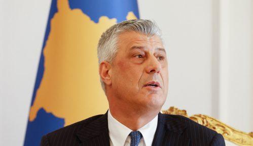 Tači: Kosovo spremno da nastavi dijalog sa Srbijom. 14