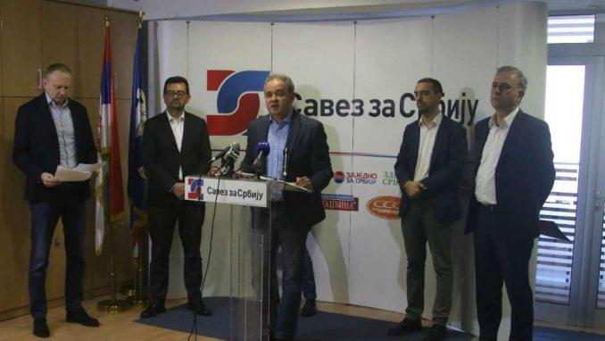 SZS: Dobro je što nismo dobili Vučićev poziv 1