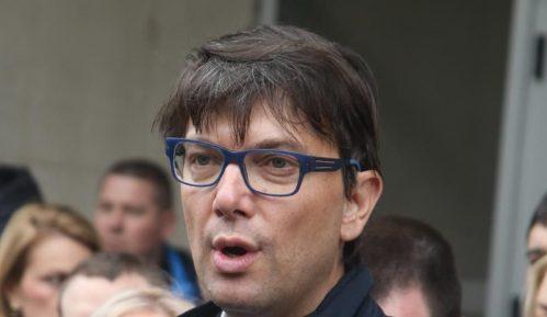 Nikola Jovanović podnosi ostavku na mesto šefa odborničke grupe SZS 10
