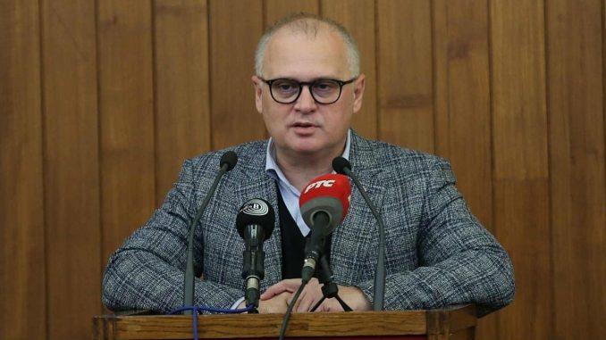 Vesić:Odluka o stavljanju Beograda u karantin nije doneta 1