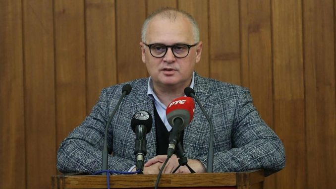 Vesić:Odluka o stavljanju Beograda u karantin nije doneta 2