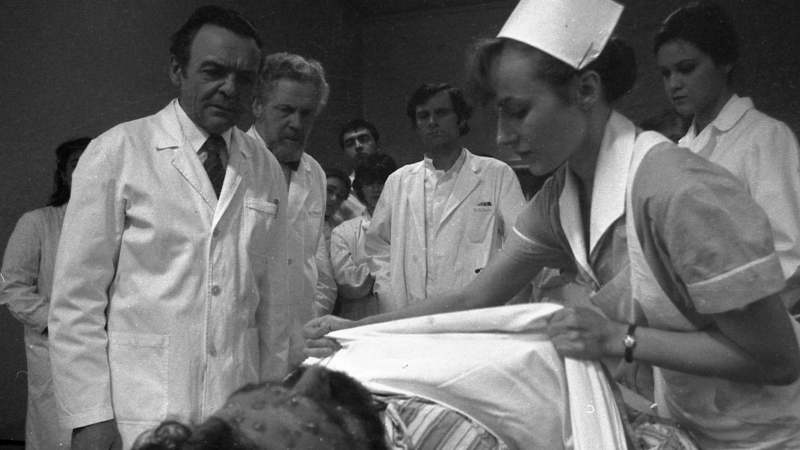 """Variola vera"" je priča o bolesti društva 1"