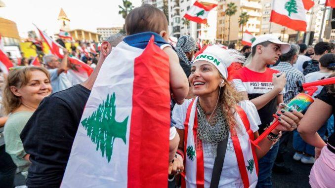 Revolucija u Libanu - zašto su protesti dobili žensko lice 4
