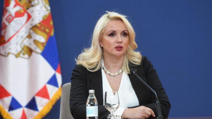 Darija Kisić Tepavčević: Heroj dana ili lapsus godine 4
