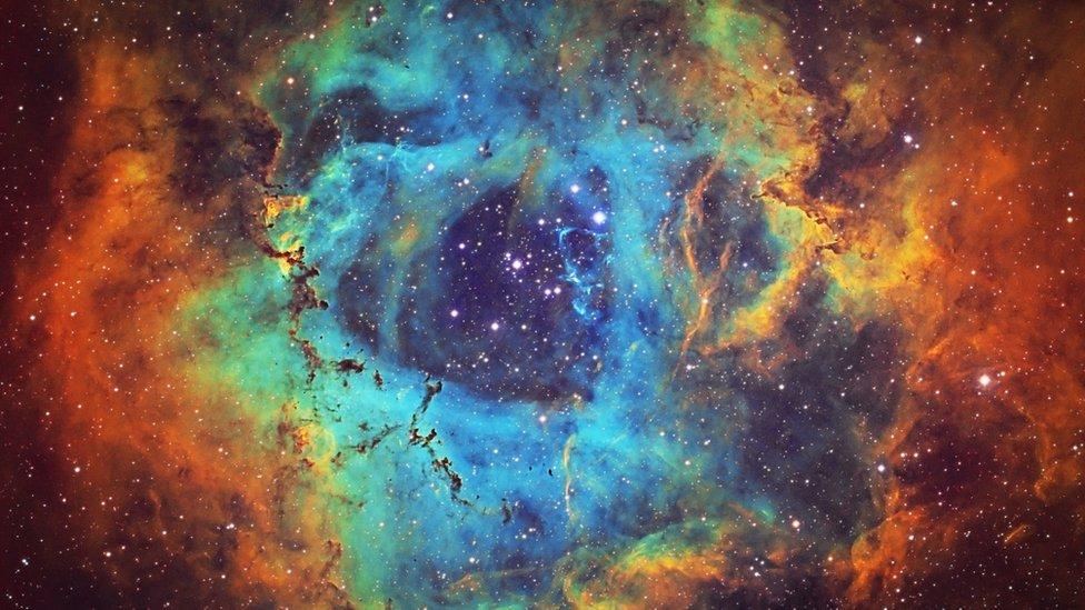 Image of a nebula