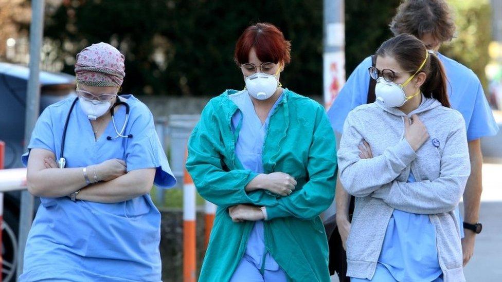 medicinsko osoblje