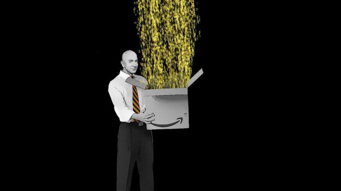 Amazon: Kako je Bezos izgradio mašinu za prikupljanje podataka 1