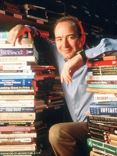 Džef Bezos i Amazon