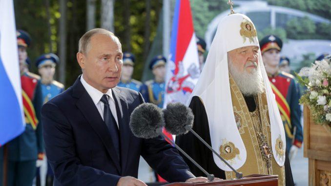 Rusija, Putin i LGBT: Predsednik u novi ustav stavlja Boga i tradicionalni brak 3