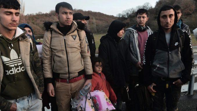Turska i migranti: Grčka je štit Evrope, kaže šefica Evropske komisije 4