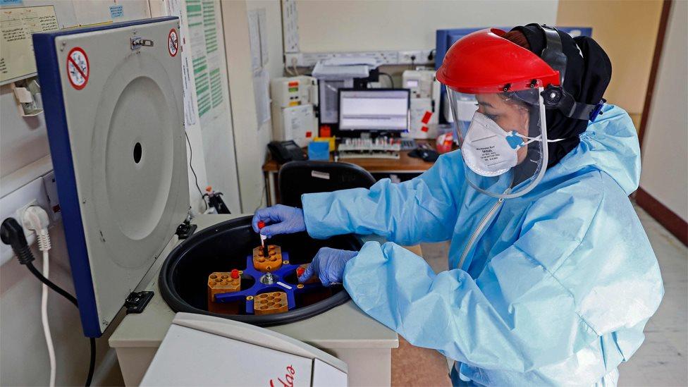 Ispitivanje uzoraka u laboratorijskim uslovima