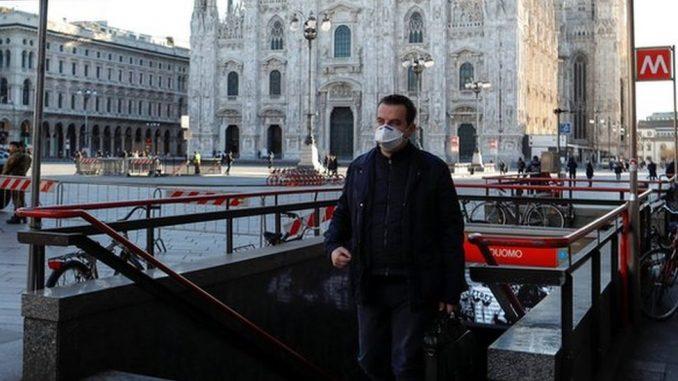 Korona virus: Broj smrtnih slučajeva u Italiji porastao na 107, zatvorene škole i fakulteti 4