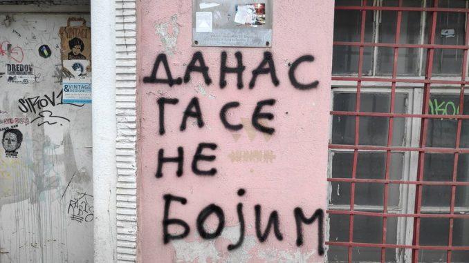 """Marija Lukić, Jutka i žene Brusa: """"Danas ga se ne bojim"""" - priča iza beogradskih grafita 4"""