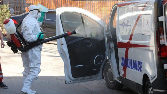Korona virus: Vlada uvela U Srbiji potvrđeno još osam slučajeva, ukupno 65 registrovanih 4