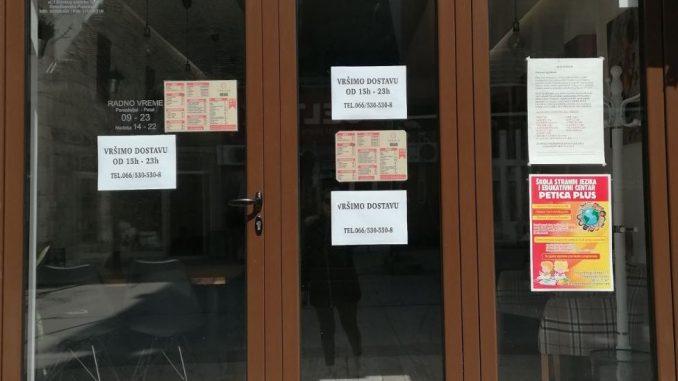Korona virus: Od potpune zabrane do ograničenog rada - kako se bore lokalne samouprave u Srbiji 4
