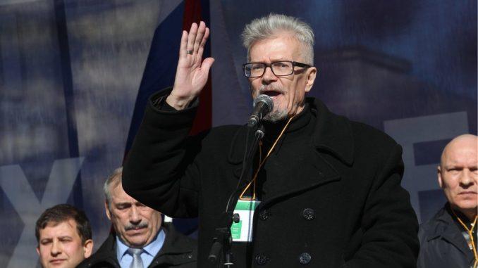 Rusija i Srbija: Pisac i političar Eduard Limonov - u potrazi za olujom 4