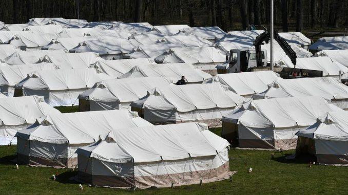 Korona virus i Srbija: U Srbiju stigli novi respiratori, otvoren prihvatni kamp 3