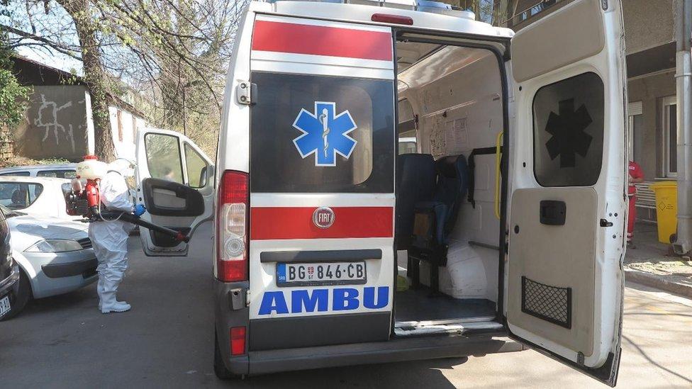 prvi slučaj korona virusa u Srbiji registrovan 1. marta