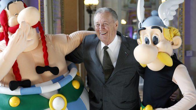 """Preminuo crtač Alber Uderzo: """"Generacije će nastaviti da odrastaju uz Asteriksa"""" 2"""
