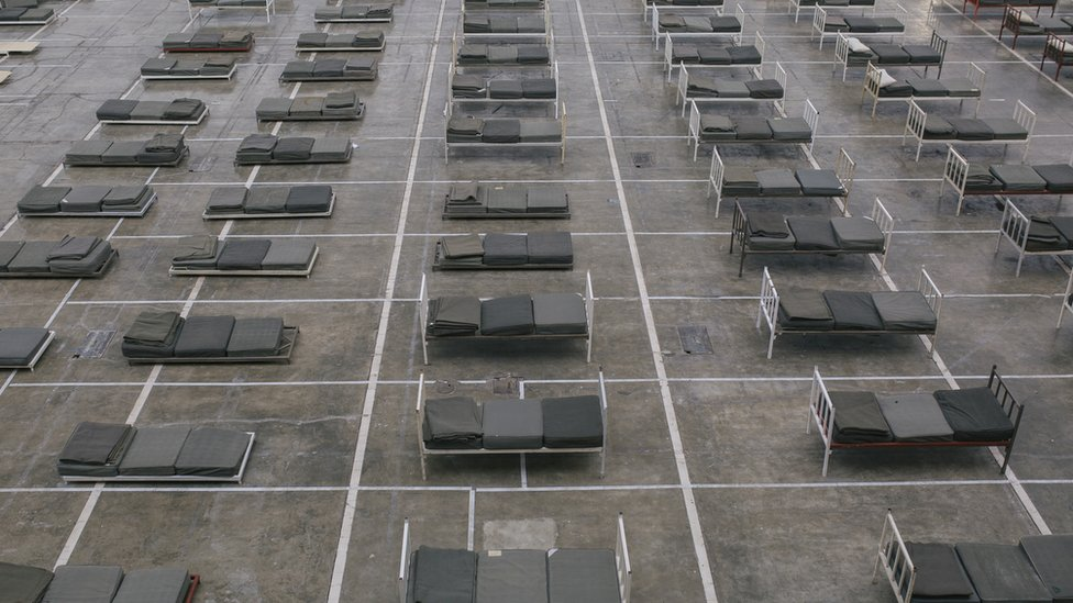 Na Beogradskom sajmu biće smešteno 3.000 kreveta
