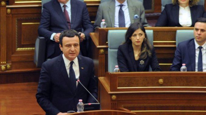 Kosovo: Pala vlada Aljbina Kurtija 2