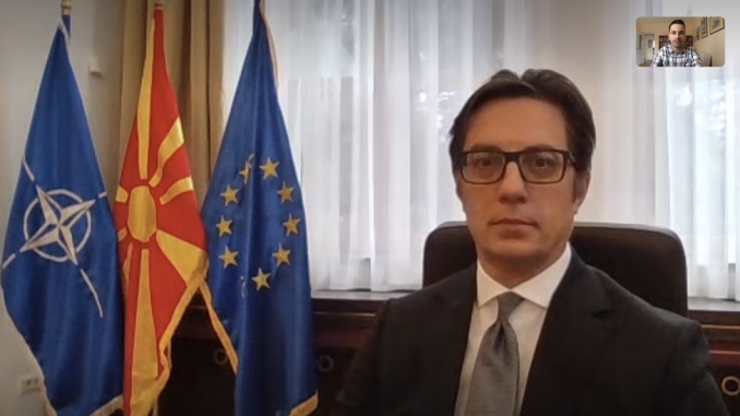 """Intervju petkom: """"NATO je u ovom trenutku bitniji od pregovora sa EU"""" za Severnu Makedoniju, kaže predsednik Stevo Pendarovski 4"""
