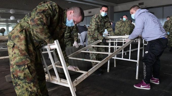 Korona virus: Bez zatvaranja gradova u Srbiji, u Italiji skoro 1.000 umrlih u jednom danu 4