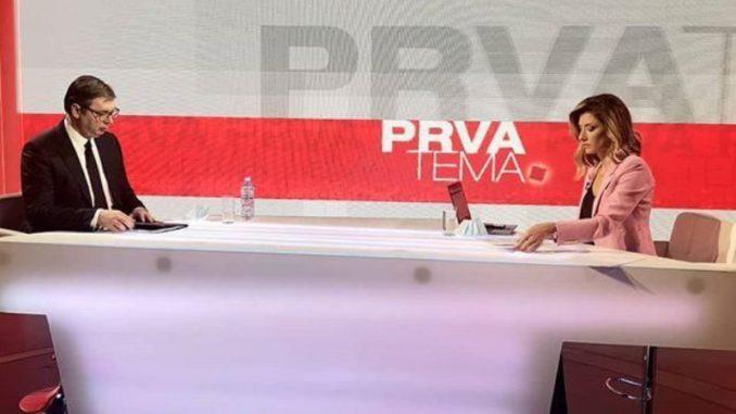 Nenadić: Skupa politička kampanja o trošku građana, Vučić najviše na TV stanicama 1