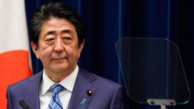 Šinzo Abe: Uporan premijer 1