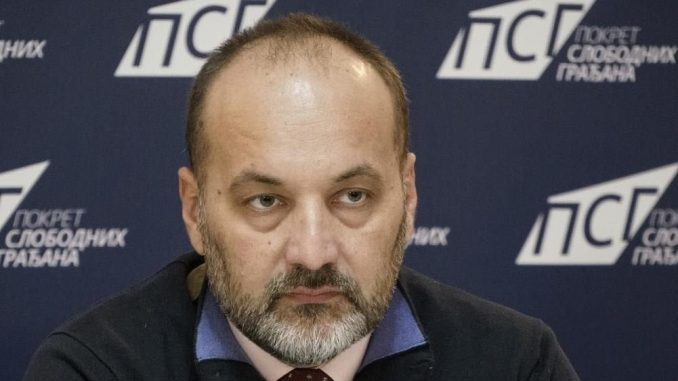 Janković čestitao Grboviću izbor na funkciju lidera PSG 1
