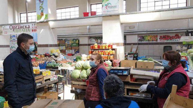 Gradska uprava Šapca preduzela niz mera zbog epidemije 4
