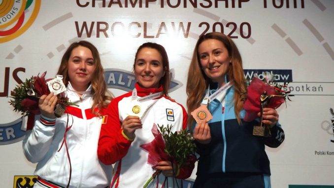 Streljačka reprezentacija Srbije: I medalje na prvenstvu Evope i OI kvota 3