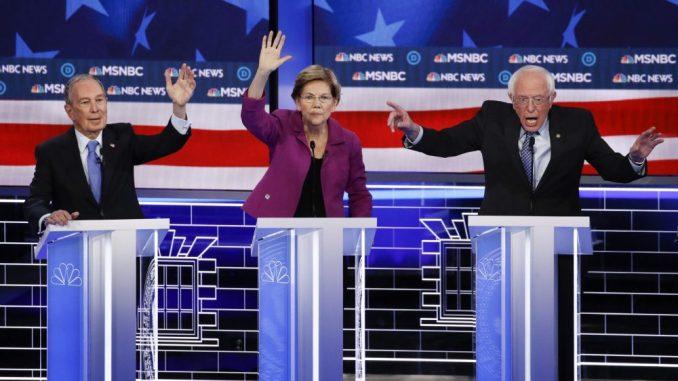 I Elizabet Voren odustala od trke za kandidata Demokrata za predsednika SADS 4