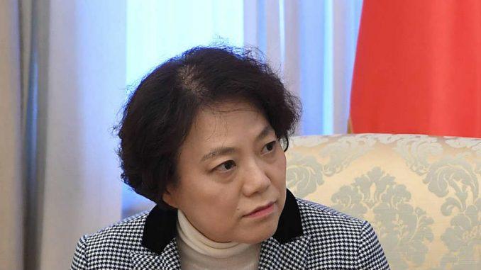 Ambasadorka Kine: Nakon pandemije države moraju da prevaziđu predrasude i da rade zajedno 3