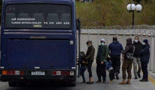 Migrantkinja testirana pozitivno na korona virus u Grčkoj 9