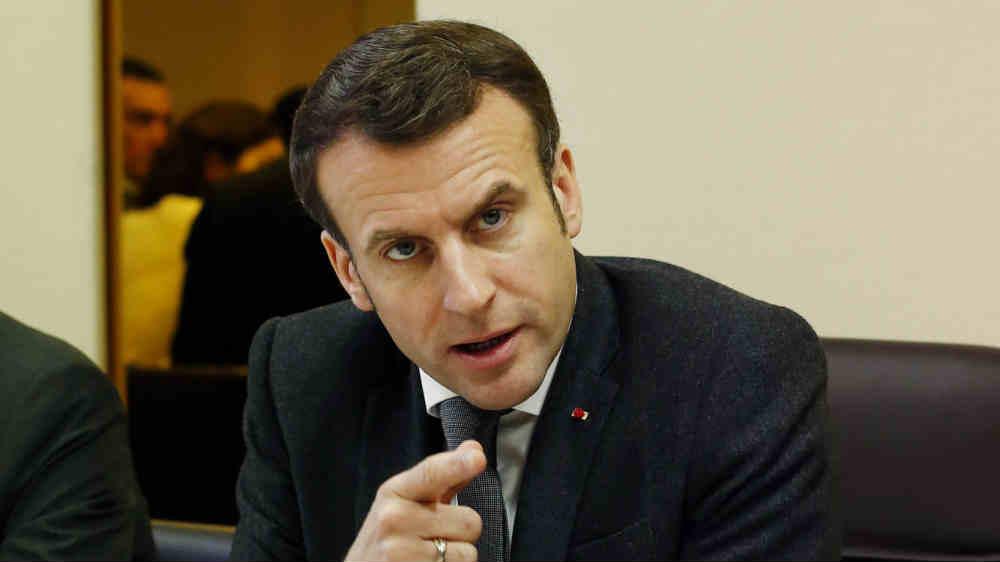 Tenzija između Grčke i Turske, Makron najavio slanje francuskih vojnih snaga 1