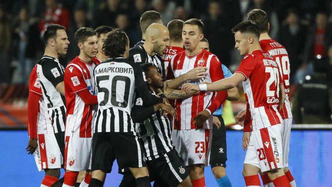 U šta su se izrodili fudbalski derbiji večitih rivala Zvezde i Partizana? 4