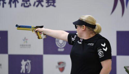 Zorana Arunović osvojila zlato 5
