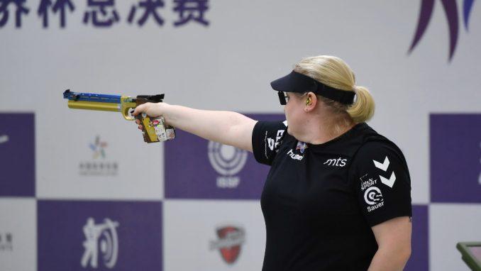 Zorana Arunović osvojila zlato 1