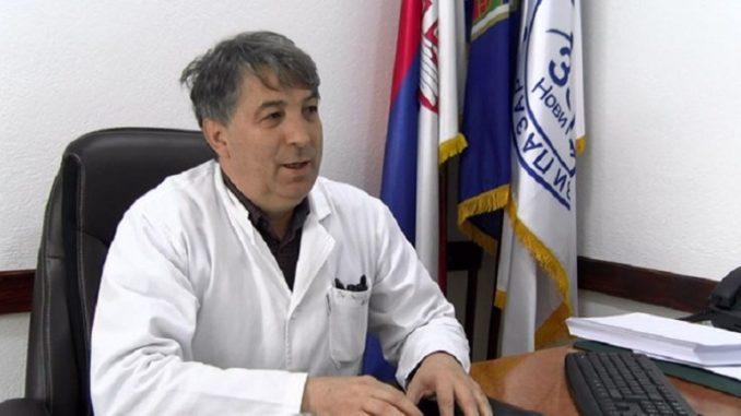 Spahić: Epidemiološka situacija u Novom Pazaru zabrinjavajuća, jak antivakcinalni lobi 1
