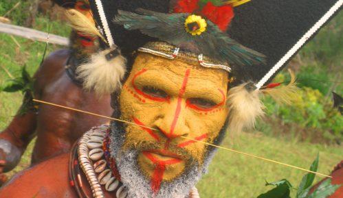 Papua Nova Gvineja: Zanimljivi sing-sing festivali u Hajlendu 10