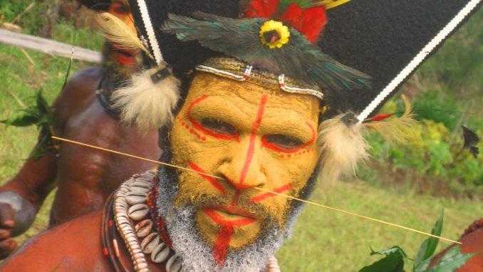 Papua Nova Gvineja: Zanimljivi sing-sing festivali u Hajlendu 1