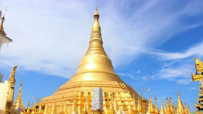 Mjanmar: Švedagon, najveća svetinja 2