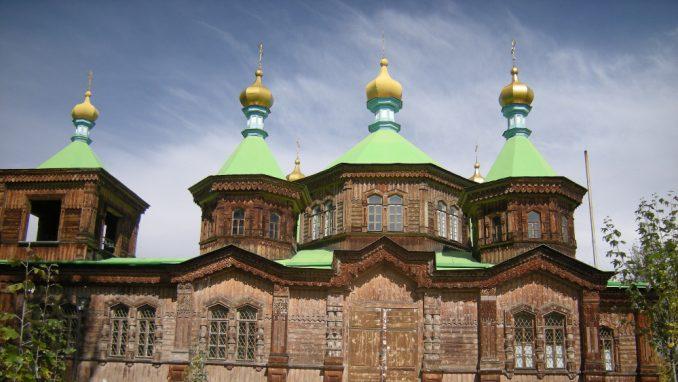 Kirgizija: Podnožje nebeskih planina 1