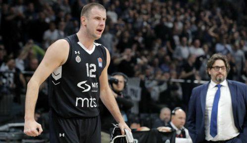 "Partizan u trećem ""šeširu"" pred žreb Evrokupa 10. jula 1"