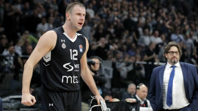 "Partizan u trećem ""šeširu"" pred žreb Evrokupa 10. jula 3"