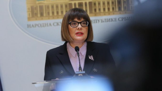 Maja Gojković raspisala lokalne izbore za 26. april 4